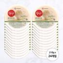 햇반 발아현미밥 210g X24개 /즉석밥