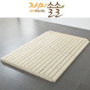 삼나무 원목 깔판 밀방형/매트리스 깔판/침대 깔판