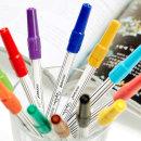 모나미 사인펜 슈퍼12색 수성펜 스케치 꾸미기 필기
