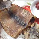 (당일바리)동해안 영덕 마른 오징어 1.2 10미 600g내외