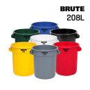 브루트  BRUTE 벤티드 208L - 원형컨테이너