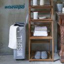 와이즈와이프 이동식 다용도 세탁 빨래바구니