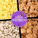 대용량4kg 강냉이 뻥튀기 과자 공장직배송 쌀튀밥