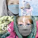 겨울 방한 마스크 넥워머 키즈 GK