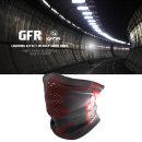 스포츠 마스크 넥워머 사계절 GFR 반사광무늬