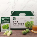 NFC착즙100% 맑은농장 유기농 양배추브로콜리즙 1박스
