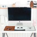 위베어베어스 정품 마우스 데스크 키보드 장패드 방수