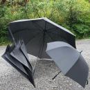 우산 키르히탁75 고급 골프 대형 블랙 자동 장우산