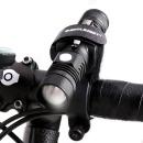 AM1충전식 XP-L 자전거라이트 전조등+배터리+거치대