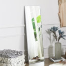 메탈 알루미늄 프레임 전신 스탠드 거울 JD-A40X120