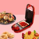 붕어빵 메이커 가정용 와플 기계 미니 크로플 옵션1