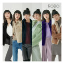 런칭가 99만원  로보 리버시블 숏 무스탕 코트 (여성