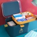 M size 가정용 구급함 약통 약 보관 케이스 가방