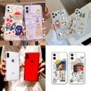 커플 핸드폰 케이스 아이폰 XR X 7 8 SE2 플러스 6 6S