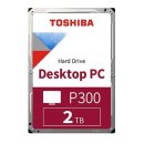 도시바 HDD SATA3 3.5인치 2TB(HDWD220/128MB) PC용