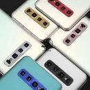 수나르  갤럭시S10 노트10 플러스 E 5G 핸드폰카메라 렌즈보호 필름 캡 메탈커버