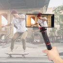 맥스퍼 PRO70 스마트폰 삼각대 블루투스 짐벌 셀카봉