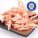 (신통씨푸드) 국내가공 쫄깃한 식감 홍진미채 1kg