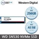 공식판매원 WD SN530 M.2 NVMe SSD 256GB AS 5년