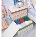 1+1 56L 접이식 폴딩 캠핑 박스 트렁크 정리함_무배