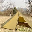 1.8kg 휴대용 백패킹 쉘터 / 텐트 천막