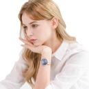 시아르고 남자여자커플 20대패션 가죽메탈 손목 시계