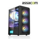 인텔 게이밍 ASIG06_10100F GTX1650 NVMe 조립PC