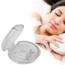 실리콘 코걸이 수면 소음 방지 코 비강 클립 1pcs