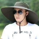 챙넓은 자외선차단 햇빛가리개 모자 등산 벙거지 여름
