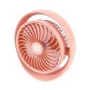 돌풍 탁상 미니선풍기 휴대용 에어 써큘레이터 핑크