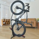 실내 자전거 스탠드 거치대 받침대 수직 보관대 BS-38