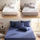 에르미아  메어린 100%순면 항균 호텔침구 홑겹 침대 매트리스커버 킹사이즈(K) 11c