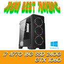 갓 i7 4770 16G 240G 1060 조립 중고컴퓨터 게이밍PC