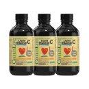 액상 비타민C 어린이 영양 보조제 118ml x3개