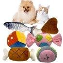 해밀펫 스마트 충전식 닭다리 강아지 고양이 장난감