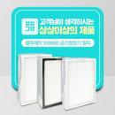 블루에어 클래식 공기청정기필터 500/600 시리즈 헤파