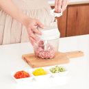 허리케인 다지기 마늘야채 고기 양파채소 이유식 만능