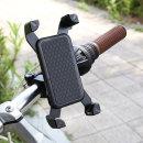 실리콘 자전거 핸드폰 거치대 1개 (길이조절가능)