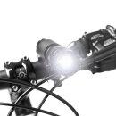 LED 줌라이트 자전거 전조등