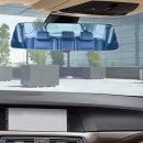 안전운행 와이드 블루 룸미러(28cm) / 자동차 백미러