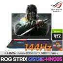 G513IE-HN005 ASUS ROG 게이밍노트북 RTX 3050Ti