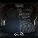 자동차 퀼팅매트 바닥 트렁크 등받이  EV6 기아자동차