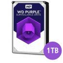 Western Digital  WD PURPLE 5400/64M 1TB WD10PURZ