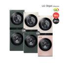 LG전자   1등급  LG 오브제컬렉션 워시타워 (W16GE/W16PE/W16GG) 건조