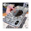 아트박스  /베락스 P475 아이폰11 크리스탈 미러 커버 젤리 케이스