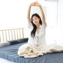 프리미엄 토퍼 체압분산 매트리스 침대 바닥 7cm S