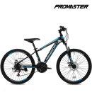 프로마스터  2021 PROMASTER MTB자전거 락온SFD 24인치 21단 완조립