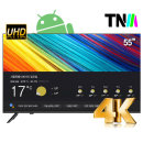 TNM 구글안드로이드 55인치 UHD LEDTV 스탠드 방문설치