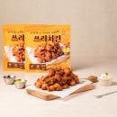 (도우찌) 쓰리치킨 닭다리살 순살 x 2봉지 (무료배송)