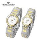 크리스챤 모드  크리스챤모드(Christian Mode) 사파이어 남녀 손목시계 CM58